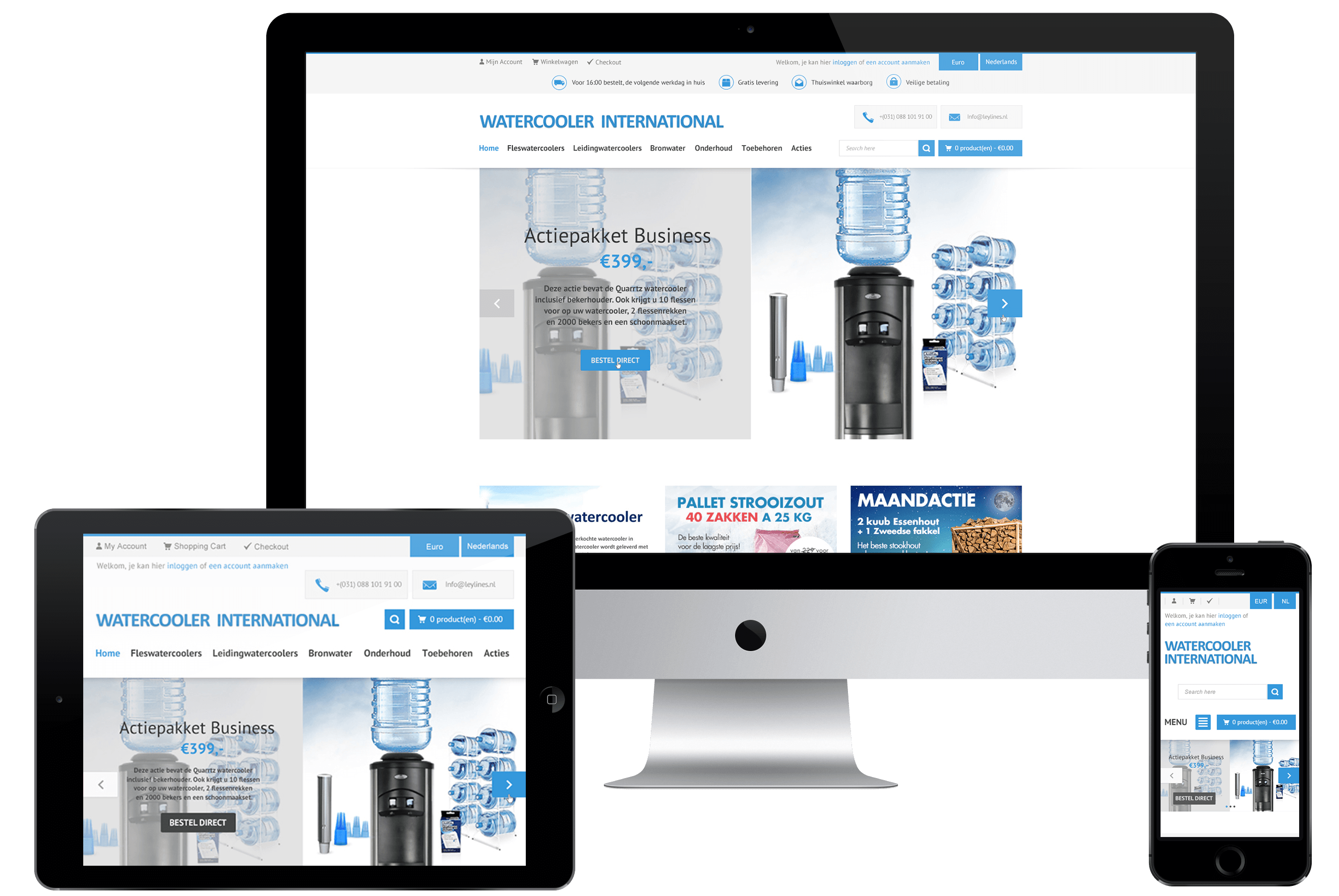 Watercooler-international portfolio mockup